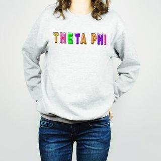 Theta Phi Alpha Leah Crew Sweatshirt