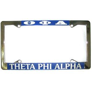 Theta Phi Alpha License Plate Frame
