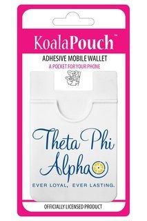 Theta Phi Alpha Logo Koala Pouch