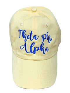 Theta Phi Alpha Magnolia Skies Ball Cap