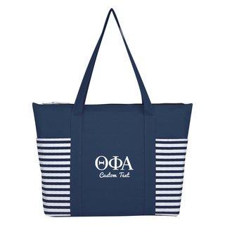 Theta Phi Alpha Maritime Tote Bag