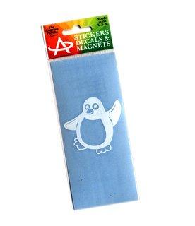 Theta Phi Alpha Mascot Sticker