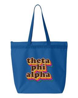 Theta Phi Alpha Maya Tote Bag