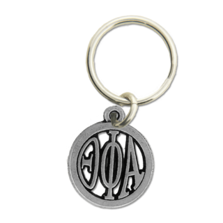 Theta Phi Alpha Monogram Key chain