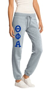 Theta Phi Alpha Junior Core Fleece Pant