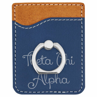 Theta Phi Alpha Phone Wallet with Ring