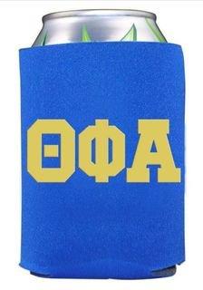 Theta Phi Alpha Pocket Can Cooler