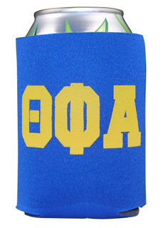 Theta Phi Alpha Pocket Can Cooler