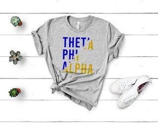 Theta Phi Alpha Ripped Favorite T-Shirt