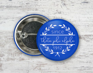 Theta Phi Alpha Since Founded Button
