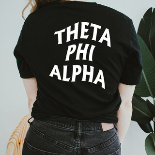 Theta Phi Alpha Social Tee