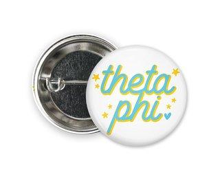 Theta Phi Alpha Star Button