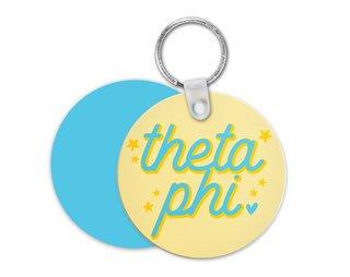 Theta Phi Alpha Star Key Chain