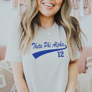 Theta Phi Alpha Tail T-Shirts