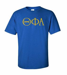 Theta Phi Alpha University Greek T-Shirts