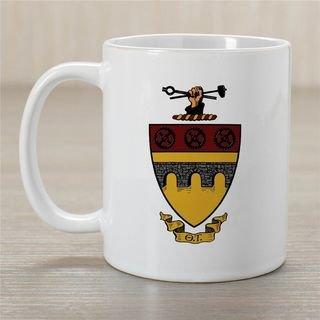 theta tau coffee mug