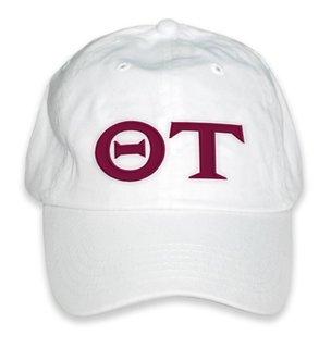 Theta Tau Letter Hat
