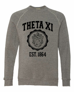 Theta Xi Alternative - Eco-Fleece� Champ Crewneck Sweatshirt