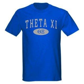 Theta Xi arch tee