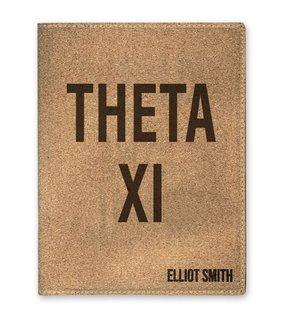Theta Xi Cork Portfolio with Notepad