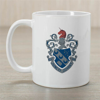 Theta Xi Greek Crest Coffee Mug