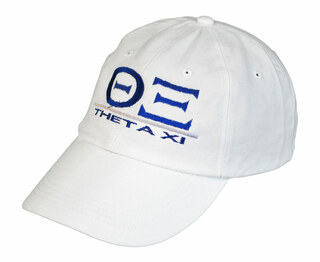 Theta xi World Famous Line Hat