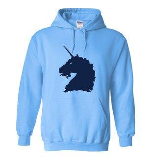 Theta Xi Logo Hooded Sweatshirt
