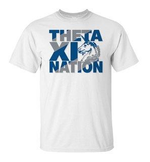 Theta Xi Nation T-Shirt