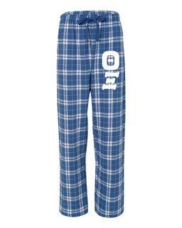 Theta Xi Pajamas Flannel Pant