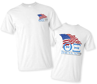 Theta Xi Patriot Limited Edition Tee- $15!