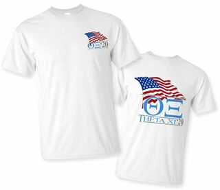 Theta Xi Patriot Limited Edition Tee