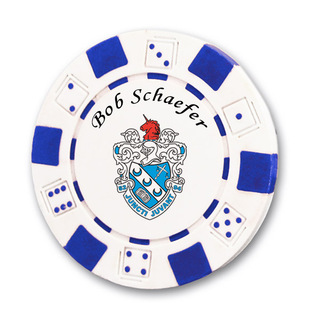 Theta Xi Poker Chips
