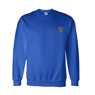 DISCOUNT-Theta Xi World Famous Crest - Shield Crewneck Sweatshirt