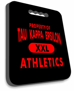 Tau Kappa Epsilon Seat Cushion