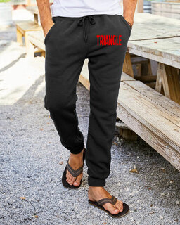 Triangle Burnside Sweatpants