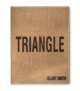 Triangle Cork Portfolio with Notepad
