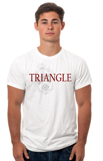Triangle Crest - Shield Tee