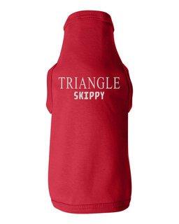 Triangle Doggie Tank - Tee