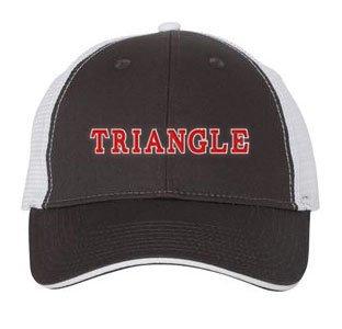 Triangle Double Greek Trucker Cap