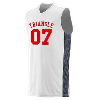 Triangle Fast Break Game Basketball Jersey