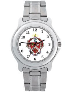 Triangle Fraternity Commander Watch