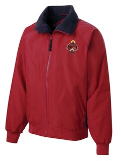 Triangle Fraternity Crest - Shield Challenger Jacket