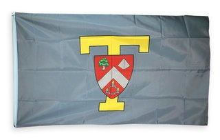 TRIANGLE Giant 3 x 5 Flag