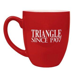 TRIANGLE Greek Bistro Mug