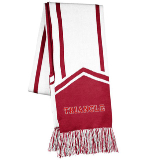 Triangle Homecoming Scarf