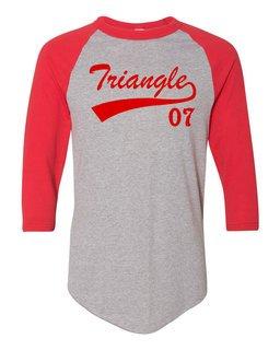 Triangle Tail Year Raglan