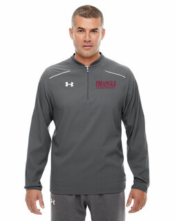 Triangle Under Armour� Men's Ultimate Long Sleeve Windshirt