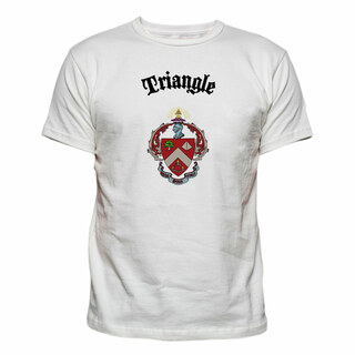 Triangle Vintage Crest - Shield T-shirt