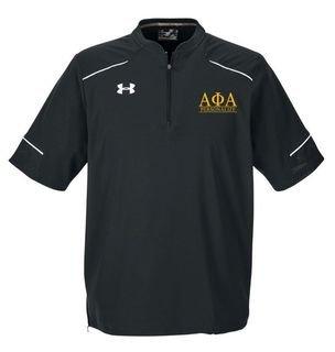 Under Armour�  Men's Ultimate Short Sleeve Fraternity Windshirt