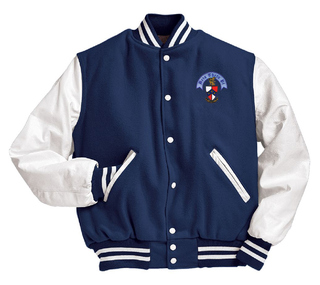 Varsity Crest - Shield Jacket